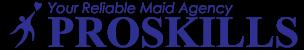 Proskills Malaysia Maid Agency Logo