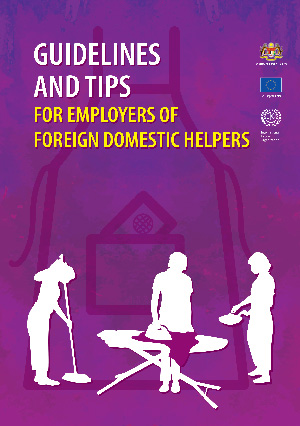 Malaysia Guidelines For Employer Of Foreign Domestic Helpers